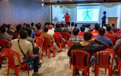 Seminario Presencial en India 2019