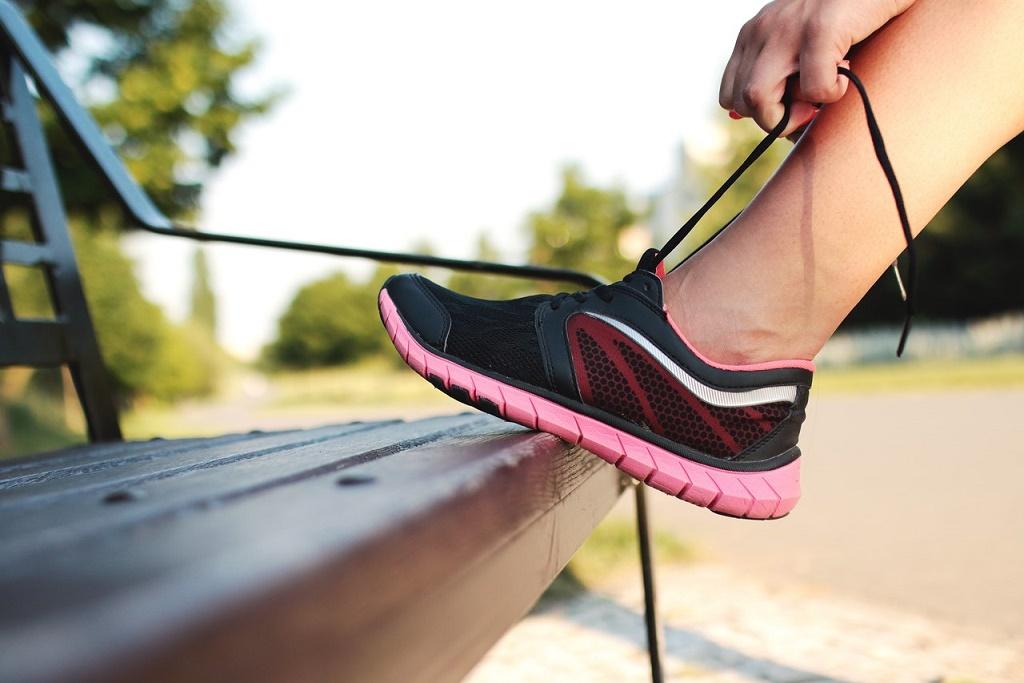 Los beneficios de andar