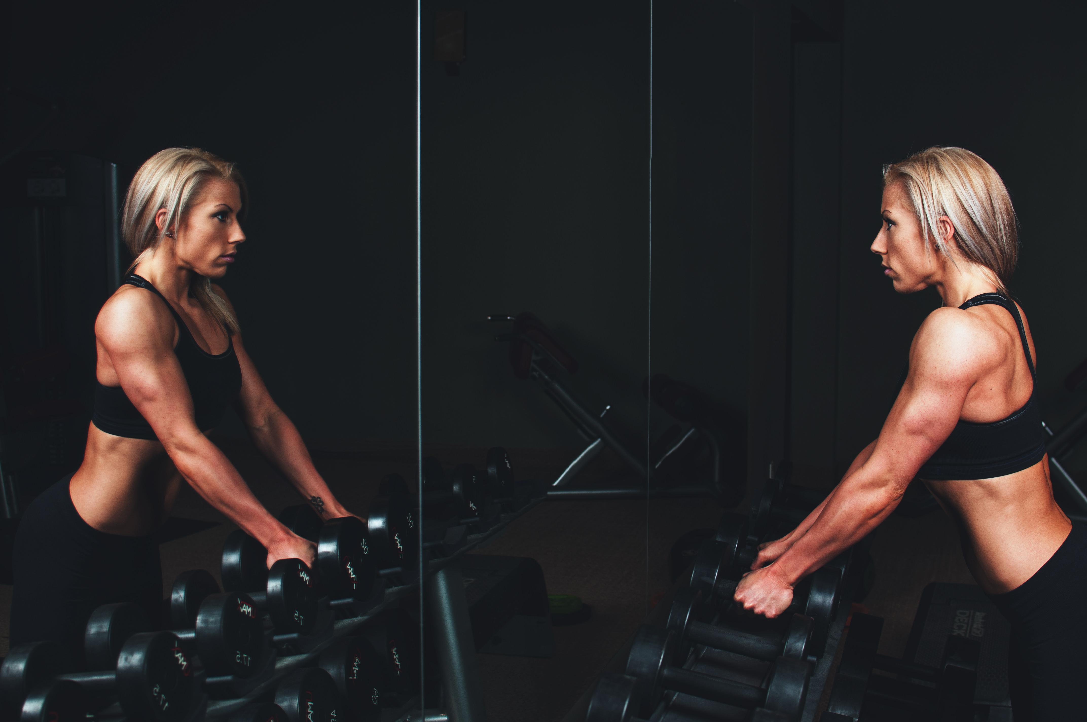 5 ejercicios para adelgazar brazos