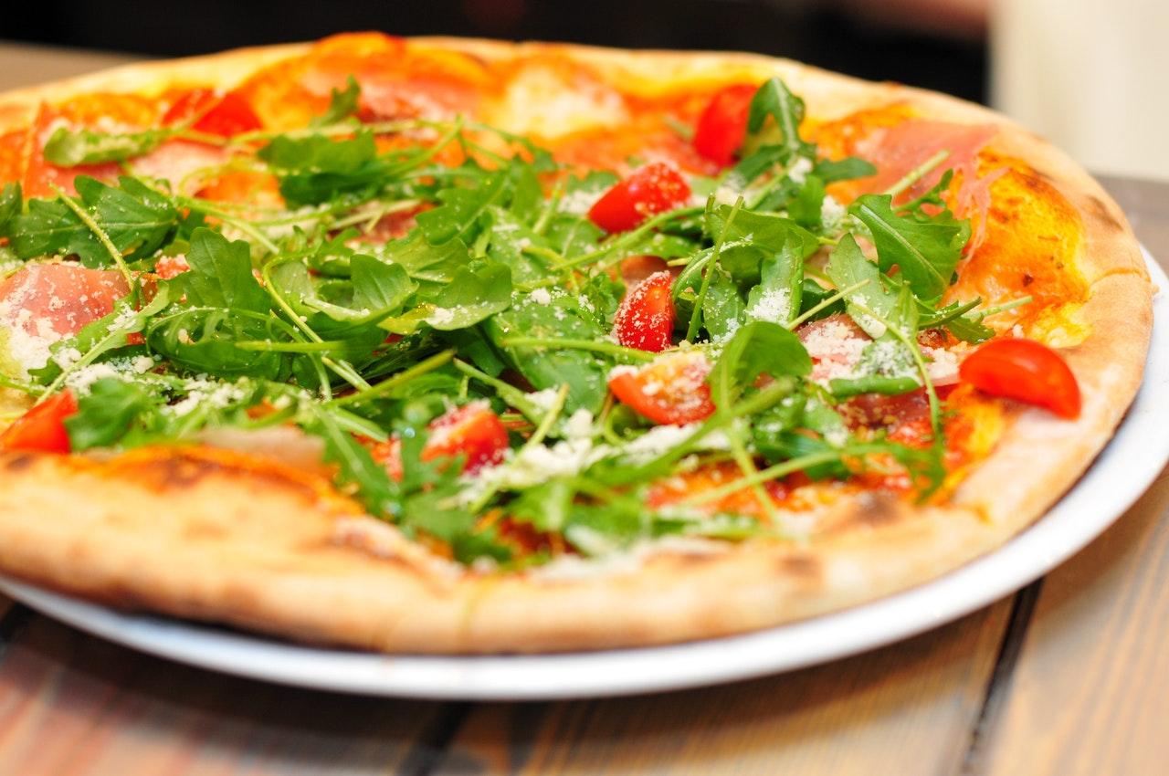 Receta para hacer una pizza fit